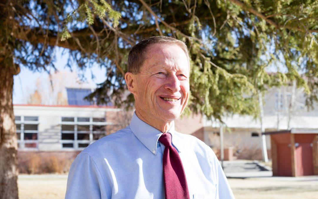 Duane Vandenbusche Granted Official Colorado State Historian Title